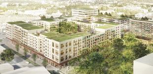 Smart City Graz Mitte - Baufeld NordSmart City Graz Mitte - Baufeld Nord