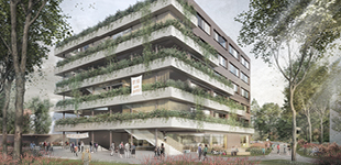 Neubau NMS Favoriten - Biotope CityNMS Favoriten - Biotope City