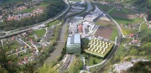Gestaltungskonzept Energiezentrale M-M KartonDesignproposal Energyplant Mayr-Melnhof Karton