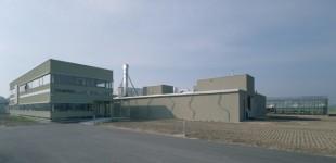 Betriebsgebäude GAT Formulation ChemistryGAT Formulation Chemistry
