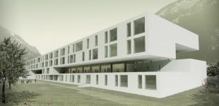 Schubhaftzentrum VordernbergImmigration Removal Centre Vordernberg
