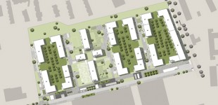 GAV Waagner-Biro-StraßeHousing Development Waagner-Biro-Street