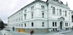 Sanierung und Erweiterung Justizgebäude Salzburg