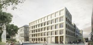 Sanierung und Erweiterung Hauptbibliothek KFURenovation and extension of the KFU main library