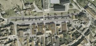 Städtebaulicher Testentwurf Alleegasse HartbergAllegasse Hartberg