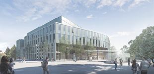 Neubau Radiologie, LKH GrazNew Radiology Department, LKH Graz