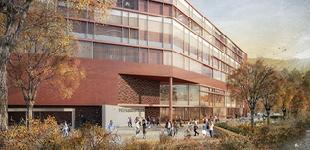 Montanuniversität Leoben – Neubau StudienzentrumMontanuniversität Leoben – Study Center