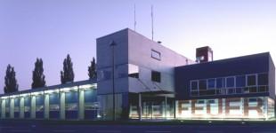 Feuerwehrhaus OberwartFirestation Oberwart