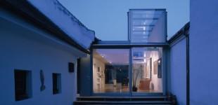 Wohnhaus und Galerie HametnerHametner House and Gallery