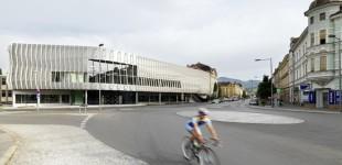 Generalsanierung Hörsaalgebäude Montanuni LeobenMontan University Leoben