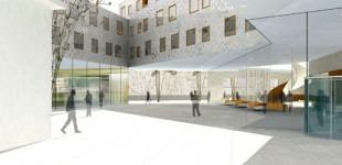 Pavoreal - Am PfauengartenPavoreal - Building among World Cultural Heritage